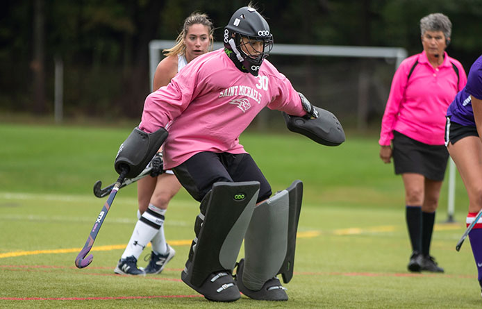 Field Hockey Loses 2-0 Decision at Southern New Hampshire