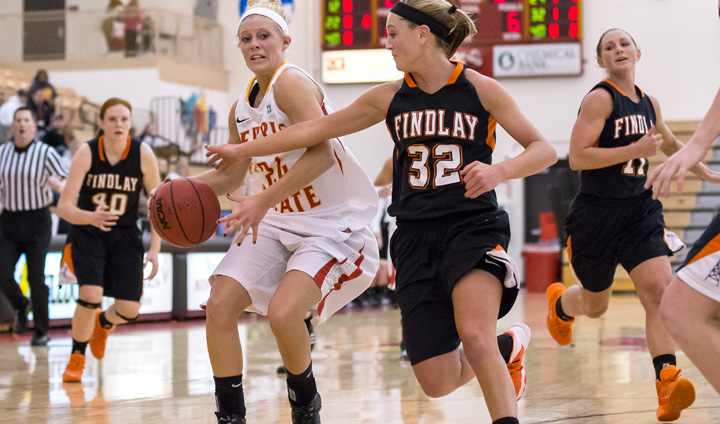 PREVIEW: Ferris State Women's Basketball Heads To Upper Peninsula This Week