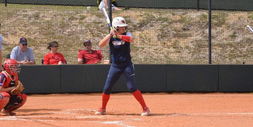 Aubree Mouthaan had a solid day at the plate for SVSU in the team's sweep at Malone...