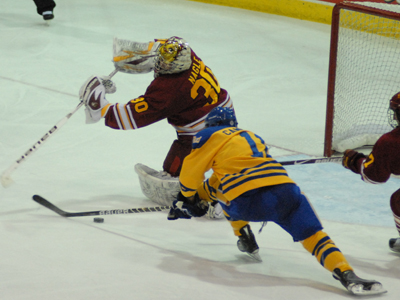 Lake Superior State Upsets 20th-Ranked Ferris State 1-0