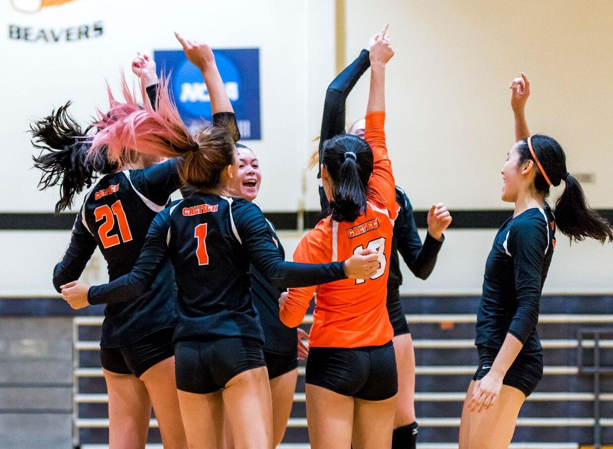 Volleyball Takes First-Ever Set From Cal Lutheran
