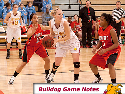 Women's BB Notes: MTU/NMU (Dec. 18-19)