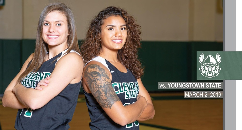 Vikings Host Youngstown State On Senior Day
