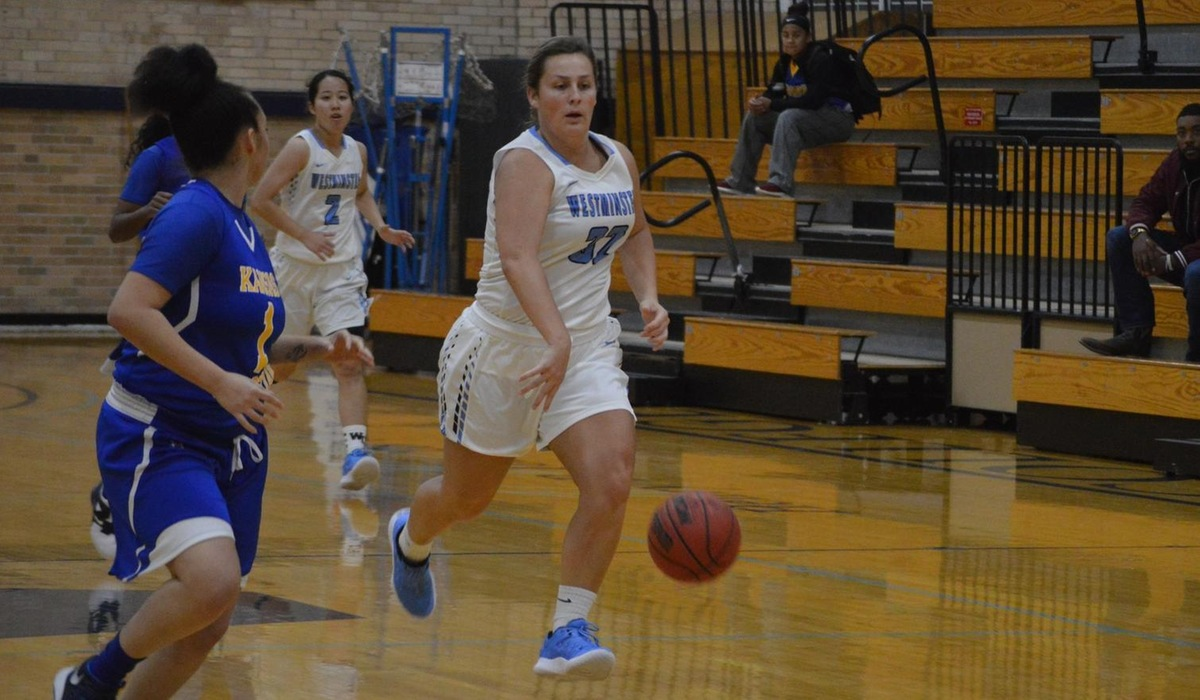 Westminster Women's Basketball Overwhelms Kansas Christian in Home-Opener