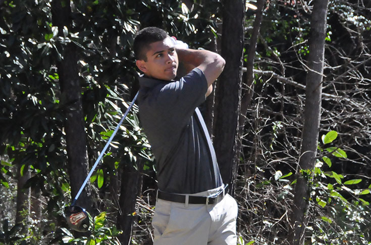 Golf: Panthers off to strong start at Jekyll Island Collegiate Invitational