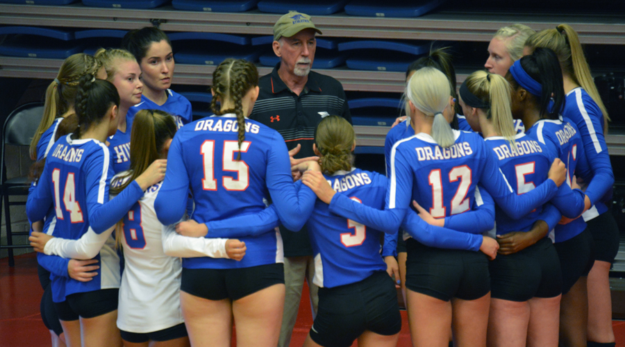 The Blue Dragons travel to Butler for a Jayhawk West match on Wednesday in El Dorado. (Bre Rogers/Blue Dragon Sports Information)