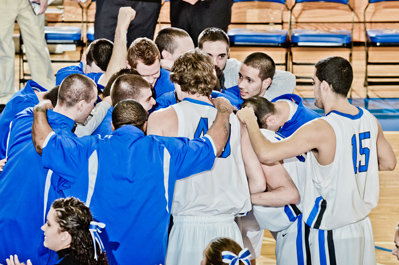 GNAC Men's Basketball Playoff Schedule Announced