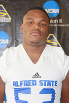 Mar-Keise Jones, Alfred State College
