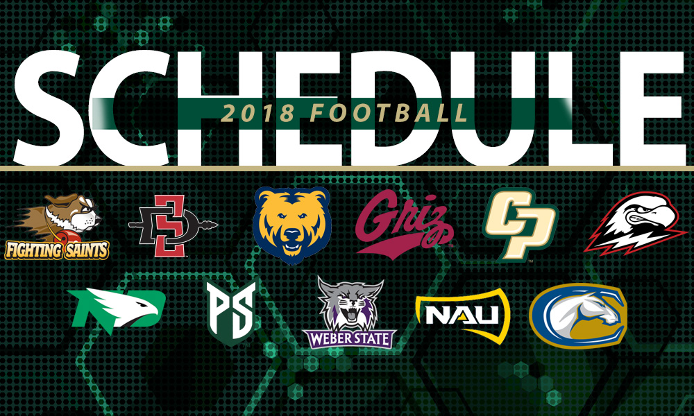 FOOTBALL RELEASES 2018 SCHEDULE