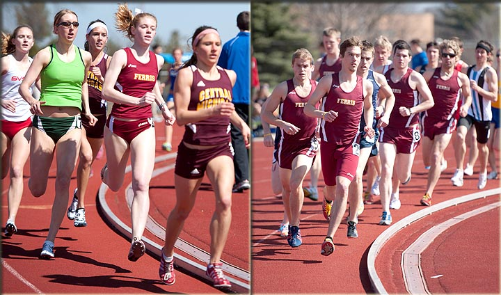 Ferris State To Host Annual Home Track Invitational Saturday