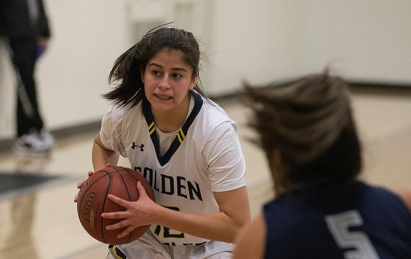 Kruthaupt's 22 Points Lifts Golden Eagles over North Platte CC