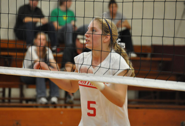 Volleyball: Panthers come from behind to edge Toccoa Falls