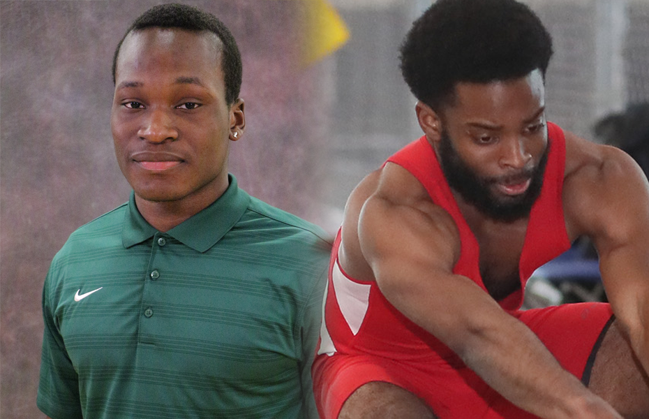 SUNYAC Selects Men's Track and Field Athletes of the Week