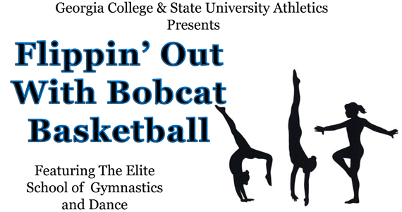 "Bobcat Athletics Presents ""Flippin' Out With Bobcat Basketball"""