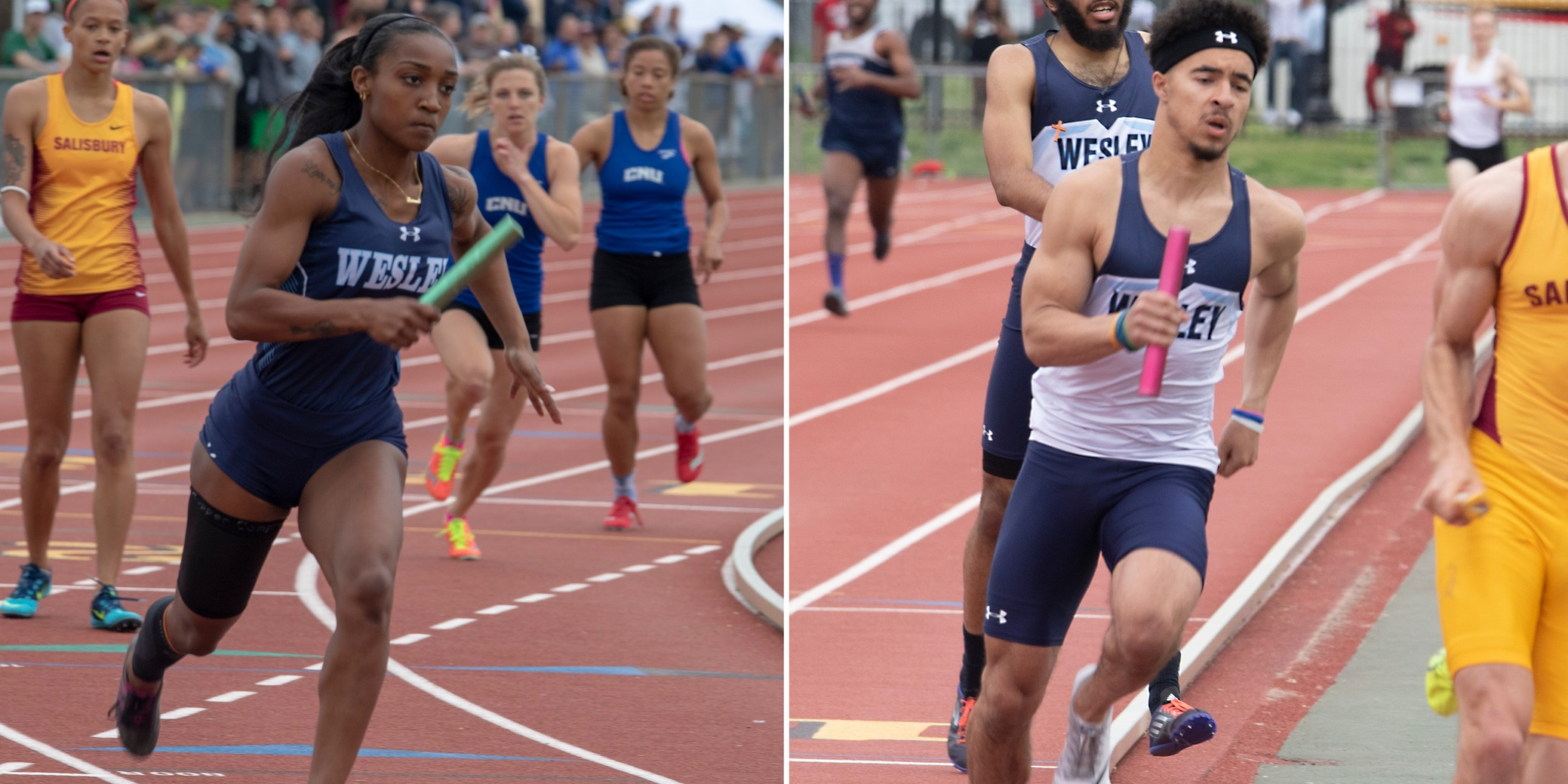 Track & Field shows well at Morgan State Legacy Invitational