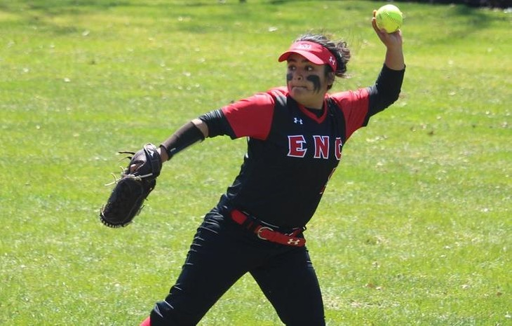 Softball Drops Doubleheader at Brandeis