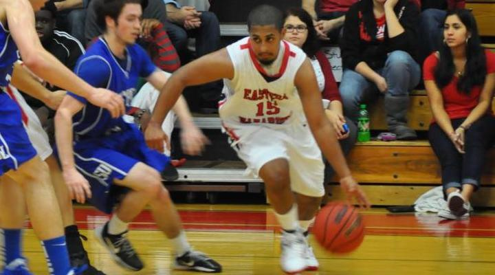 Men's Basketball Tops New England College, 104-73