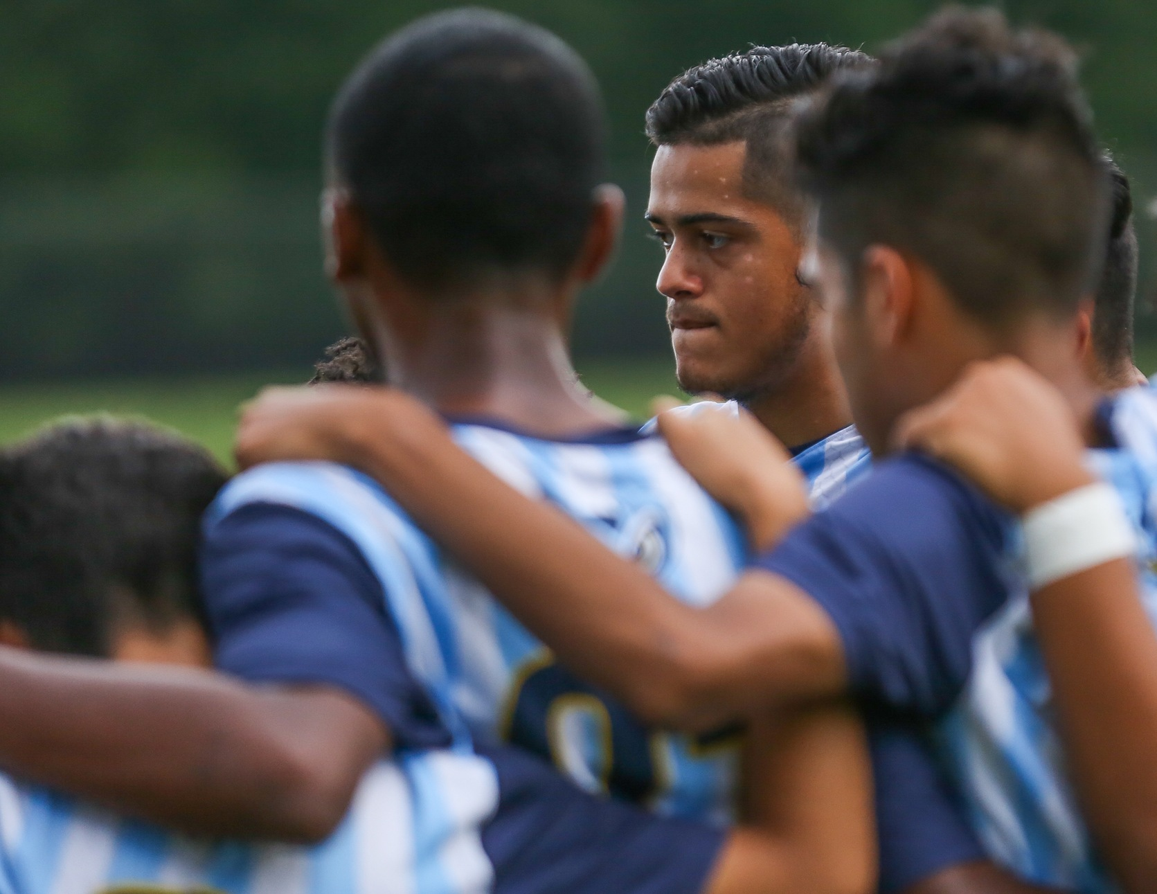Prince George's Men's Soccer Ranks Eighth In Latest NJCAA Division III Men's Soccer Rankings