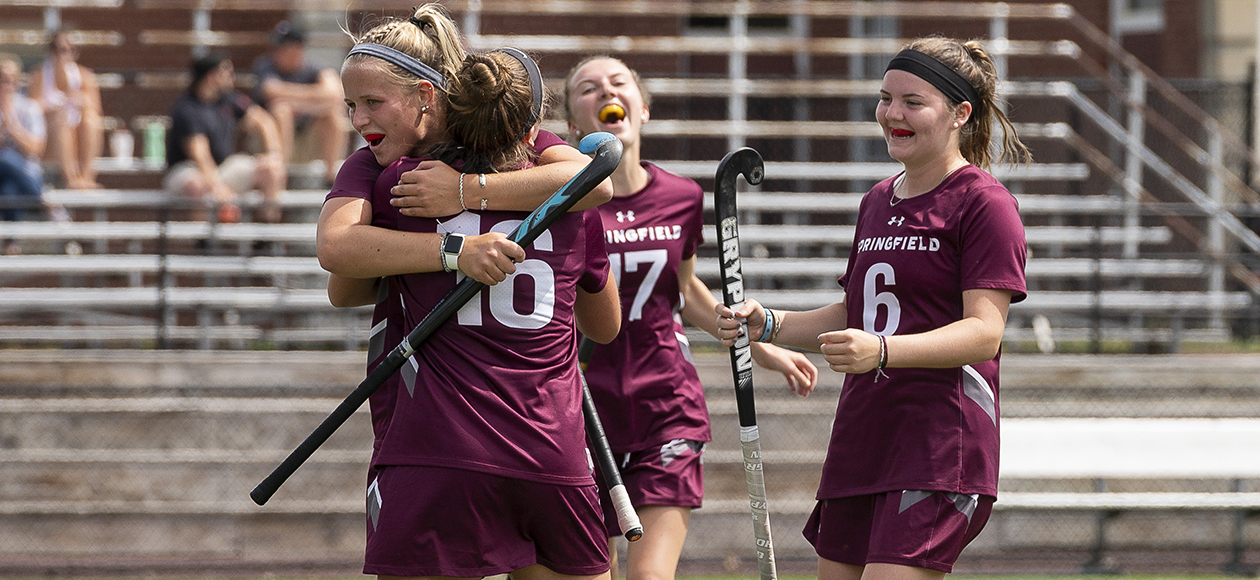 Conley's Overtime Winner Lifts Field Hockey Past Worcester State, 3-2