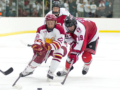 Hockey Ranked In Two National Polls This Week