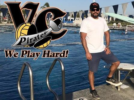 Jorge Perez to lead Ventura College men's water polo as its new head coach
