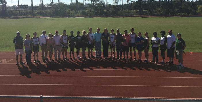 Ware Cross Country Teams Celebrate Senior Day With Last Home Match of the Season