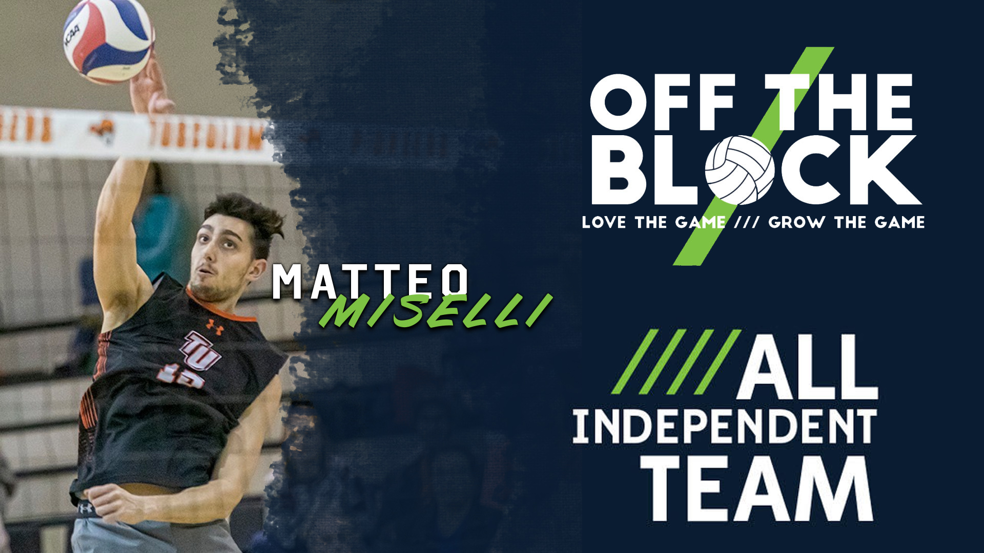 Miselli Earns Off the Block/Frisco Mo All-Independent Team Honors