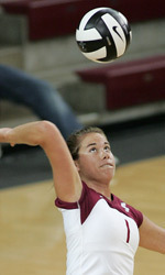 Brittany Lowe Tabbed WCC Co-Player of the Week
