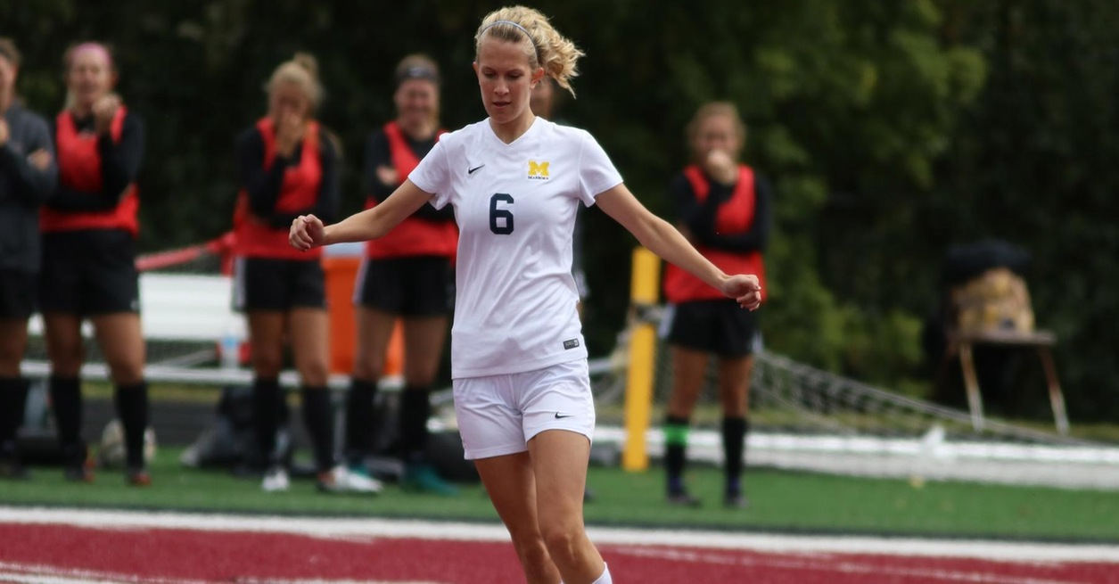 WHAC match at Cleary ends in 1-1 tie for UM-Dearborn