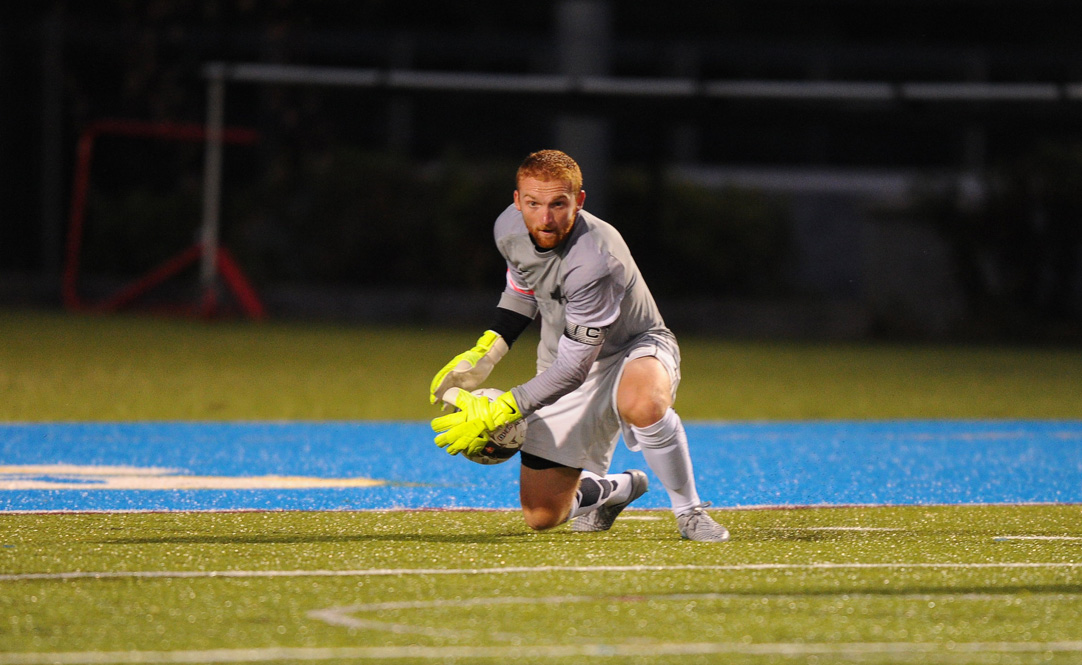 Men's Soccer Shut Out by SCSU, 2-0