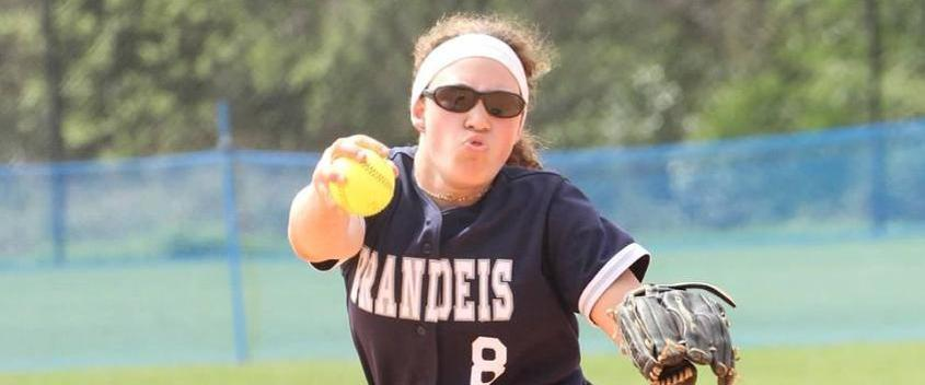 Softball rallies to defeat Case, 12-11, in 10 innings