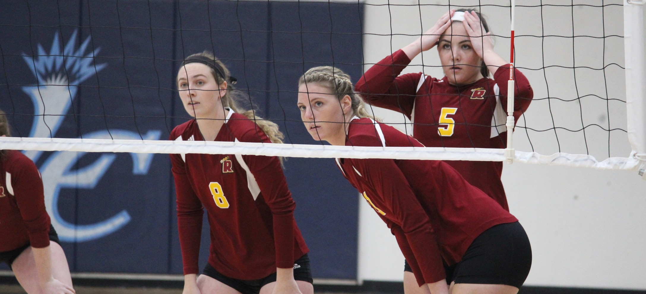 Women's Volleyball Swept by Lasell in GNAC Quarterfinal