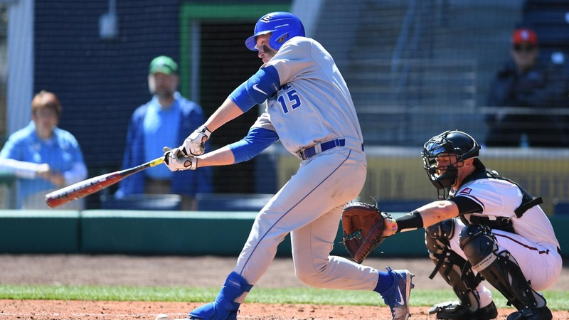 Baseball Rallies Past Albany, 9-6, Wednesday