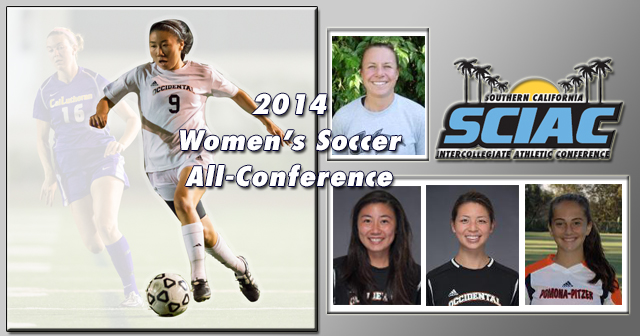 2014 SCIAC All-Conference Honors