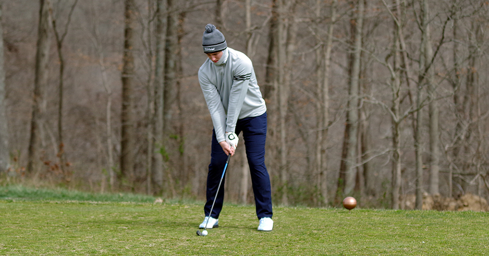 SMWC Men's Golf Opens Season at Huntington
