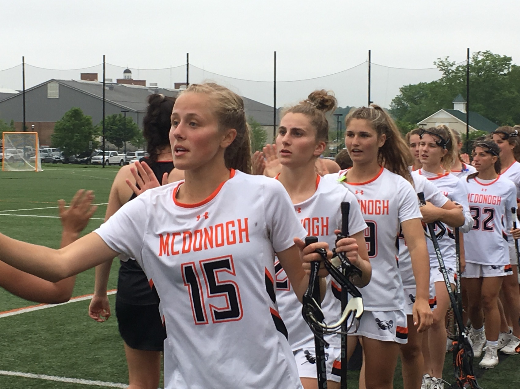 McDonogh tops Spalding, will clash with St. Paul's for A Conference lacrosse crown on Saturday