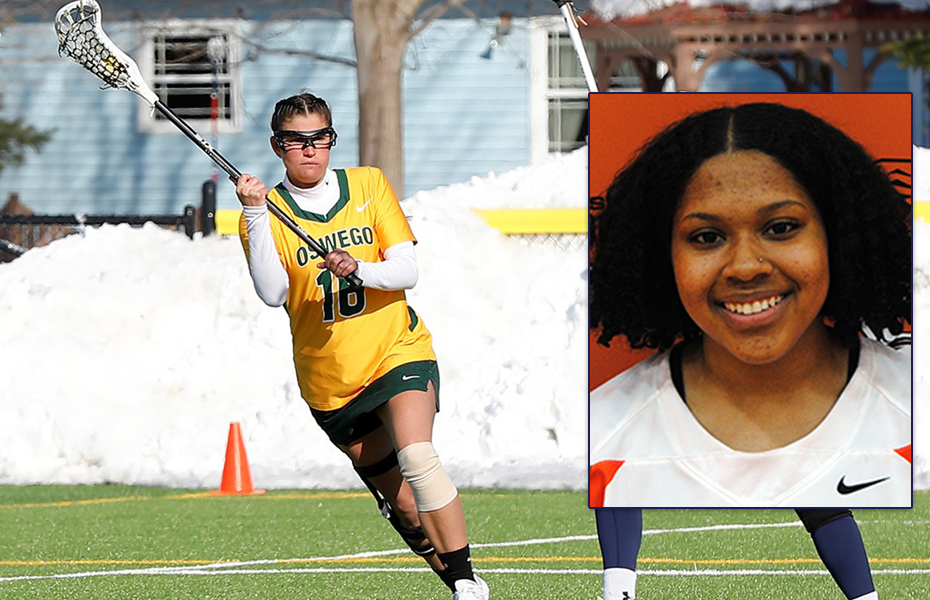 SUNYAC selects Women's Lacrosse Offensive and Defensive Player of the Week