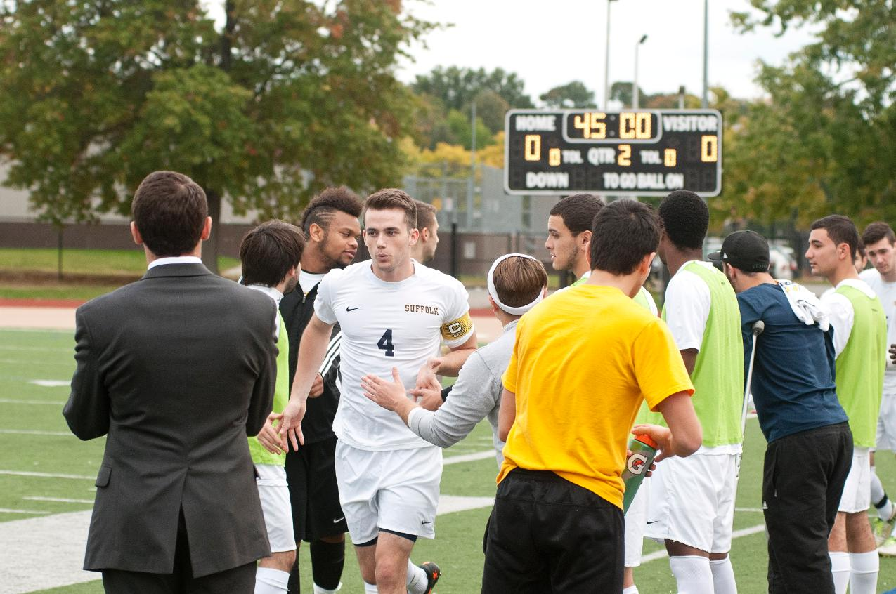 Men's Soccer, Lasell Play to 1-1 Draw