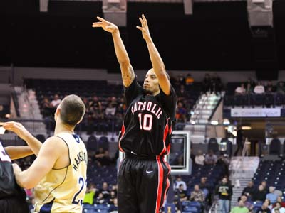 Cardinals outlasted by Scranton 78-68