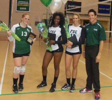 Rams Fall to St. Joe's on Senior Day