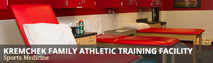 Kremchek Family Training Facility (Sports Medicine)