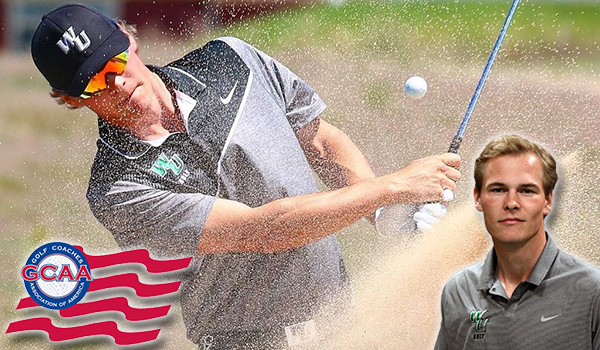 Andreas Lunding Named GCAA Division II PING Honorable Mention All-American for Wilmington Golf