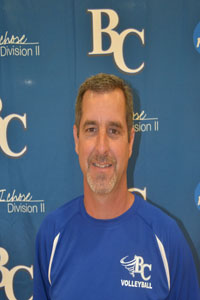 Volleyball: Dave McKinley