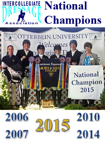 Intermont Equestrian Wins 2015 IDA National Championship
