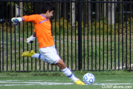 Men's soccer plays to 0-0 draw with Benedictine