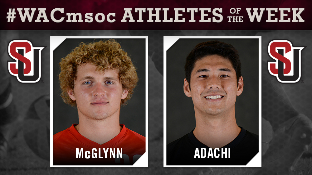 WAC Men's Soccer Players of the Week Announced