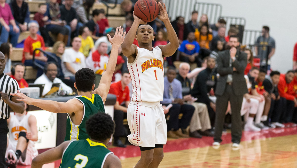First-Place Ferris State Swats Away Wayne State For 10th-Straight Men's Basketball Victory