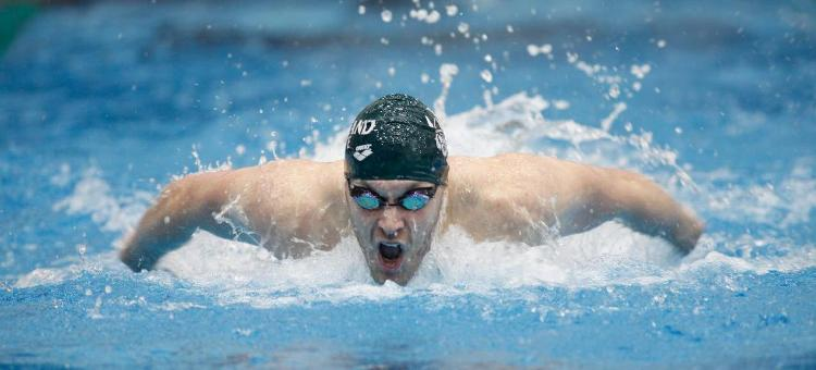 Sikatzki and Ingledew Compete in Day One at Nationals