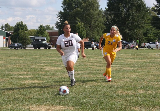 Women's Soccer Drops First Home Match to North Park