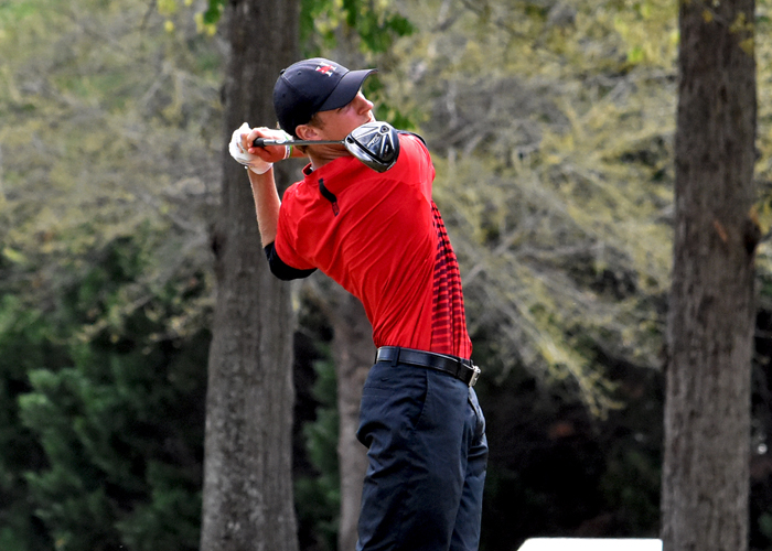 Mathers in the lead, Shephard and Hawks in 2nd entering final round of Jekyll Island Invitational